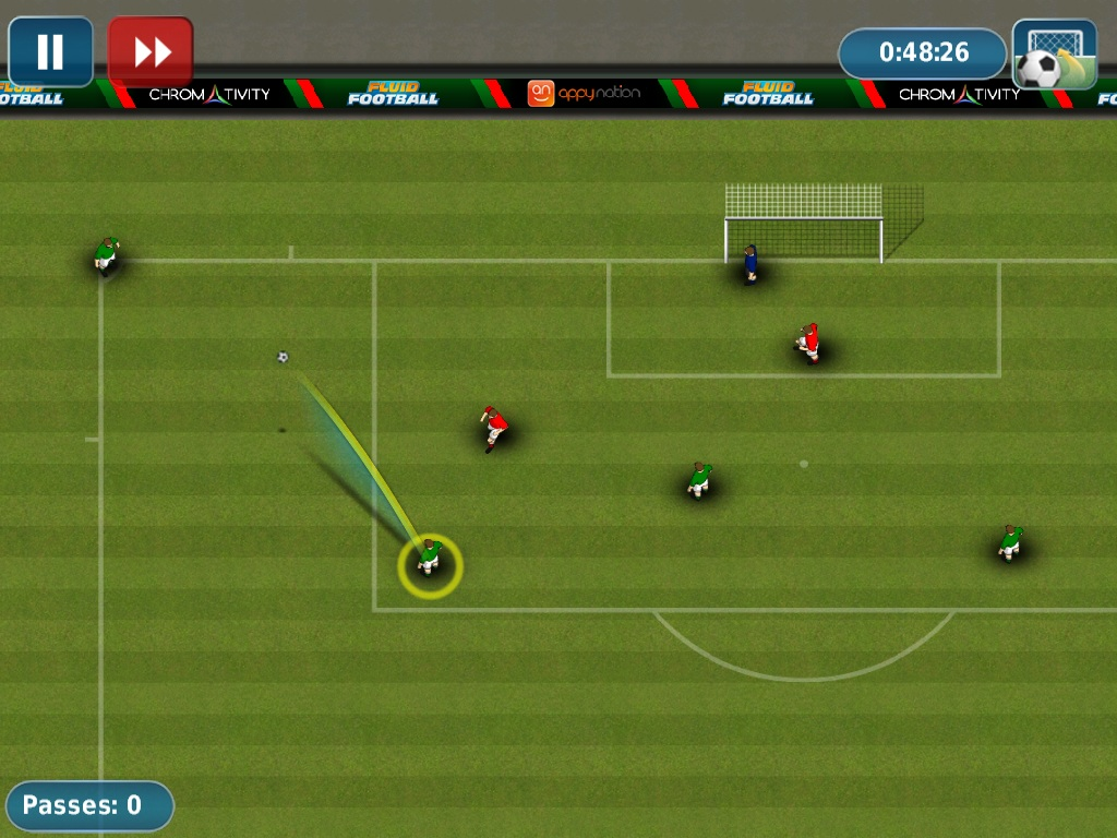 Fluid Soccer Pro ipad_2
