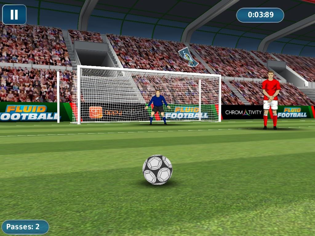 Fluid Soccer Pro ipad_3