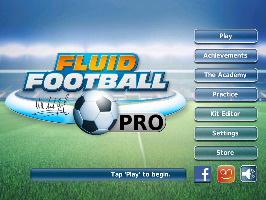 Fluid Soccer Pro ipad_1