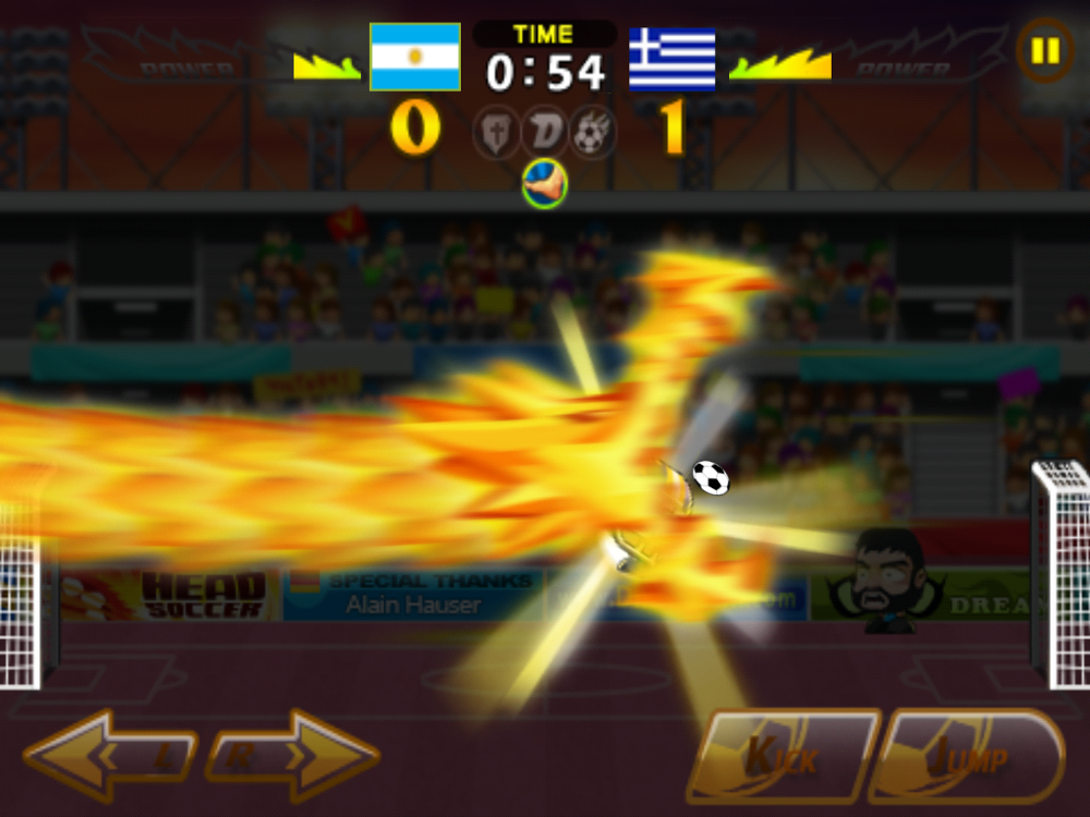 Head Soccer Argentina