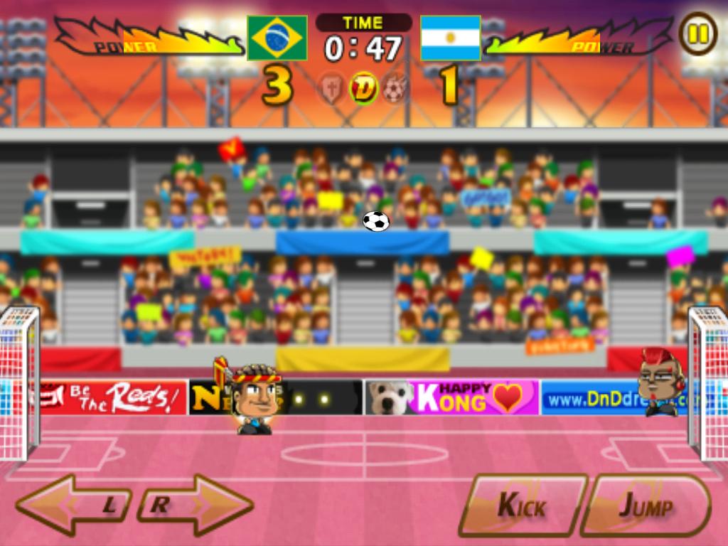 Head Soccer Brazil