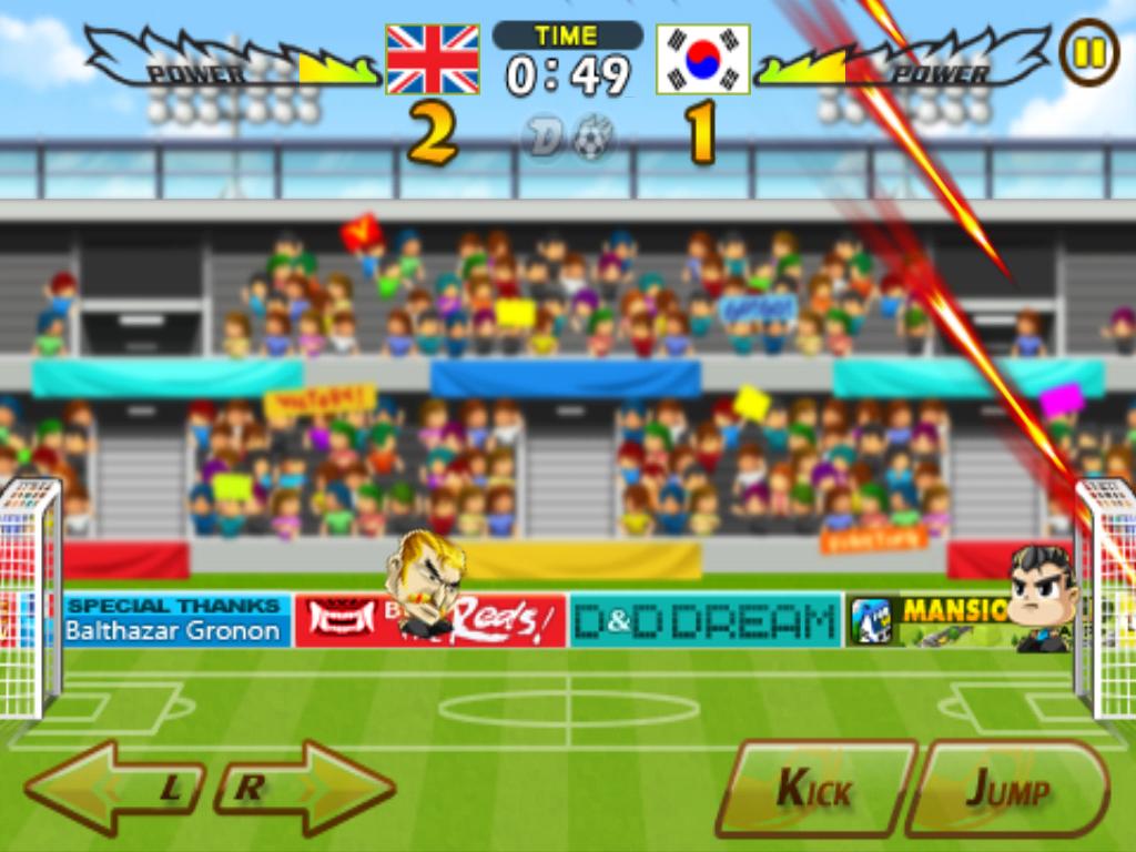 Head Soccer Britan