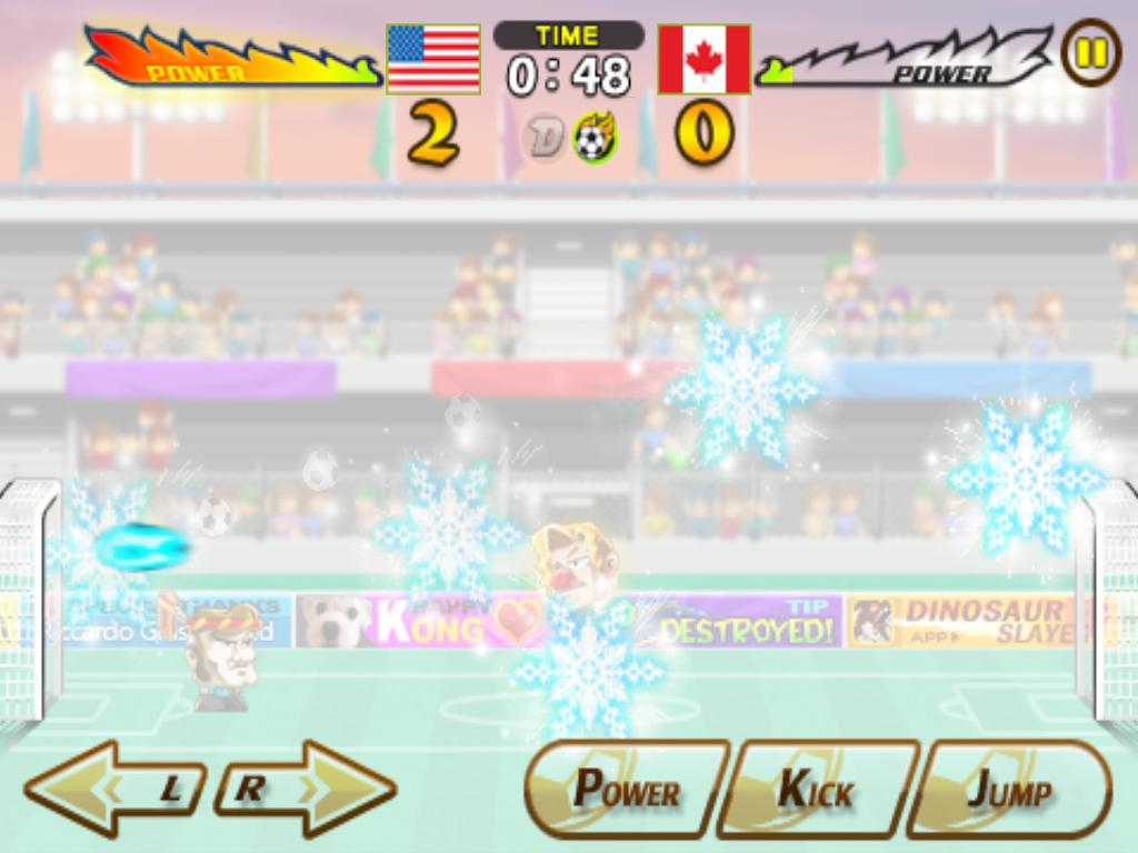 Head Soccer Canada