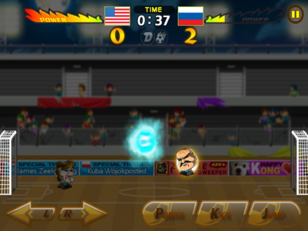 Head Soccer Russia
