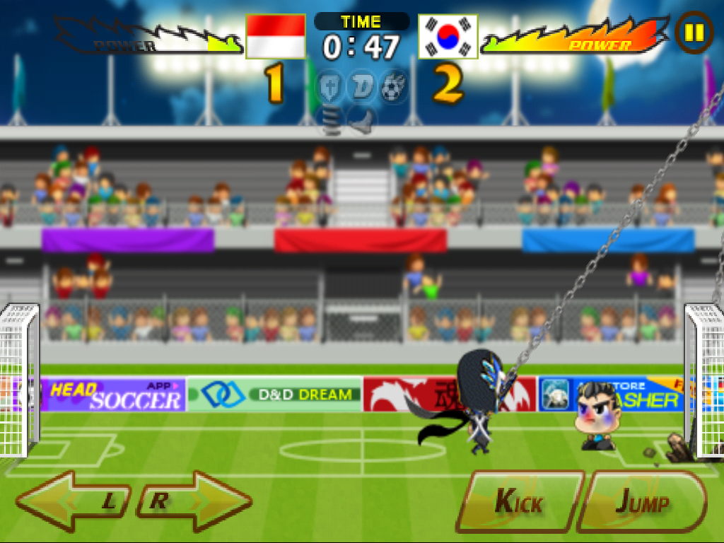 Head Soccer Индонезия
