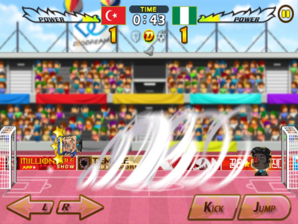Head Soccer Nigeria