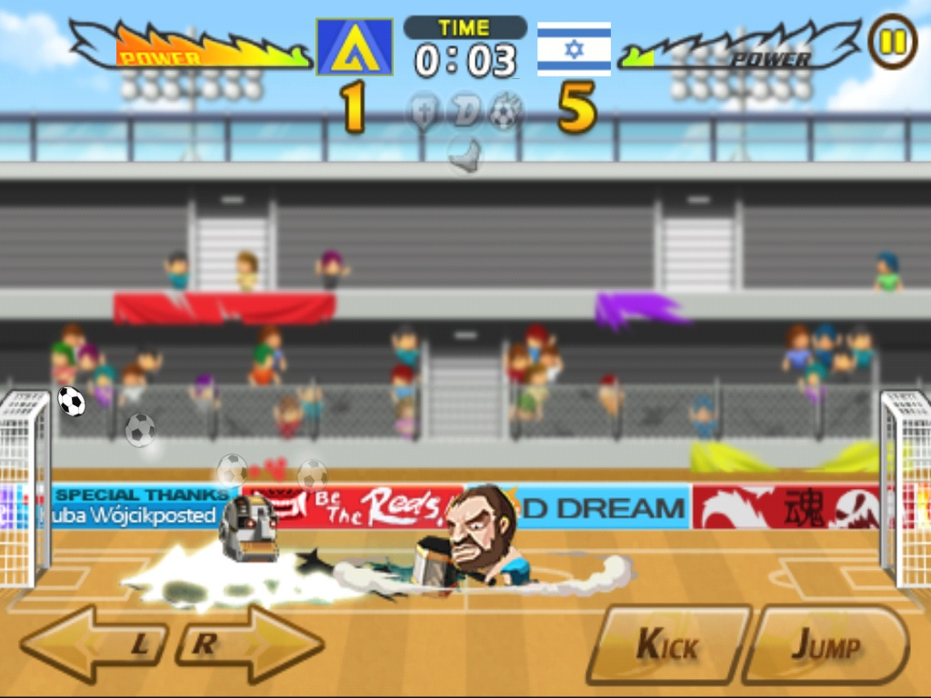 Head Soccer_Израиль