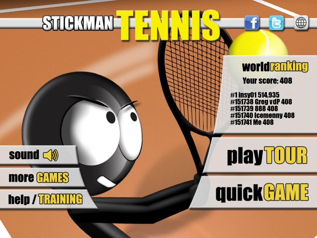 Stickman Tennis1