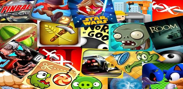 Обзор игр на iPad