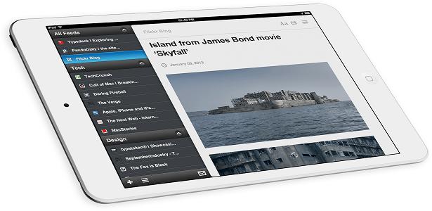 Новости на iPad