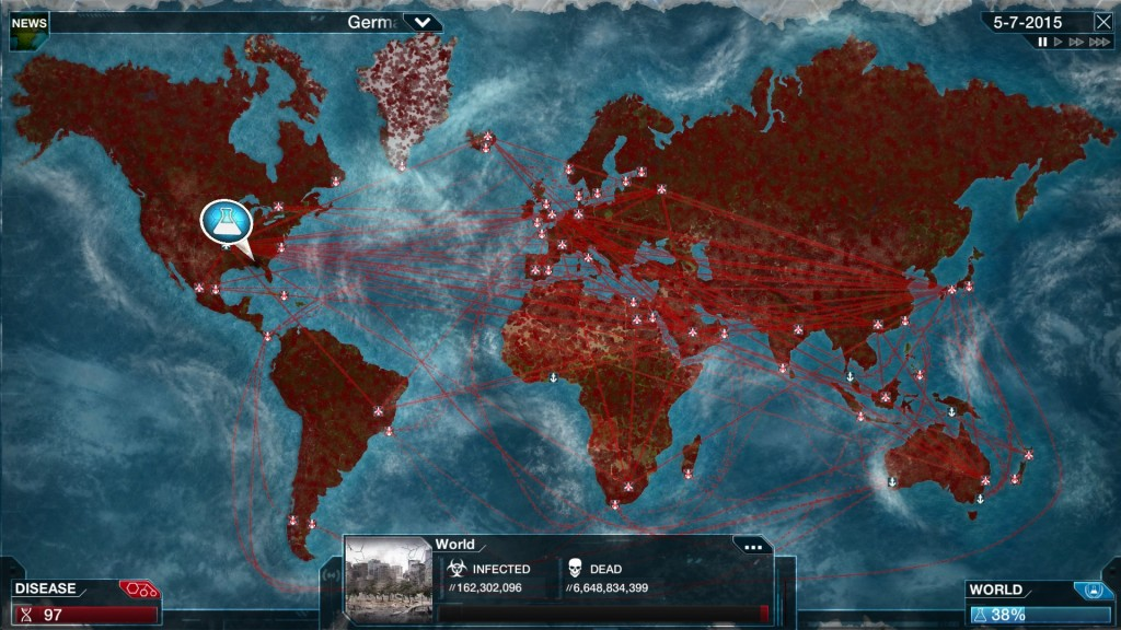 Plague Inc. Evolved2