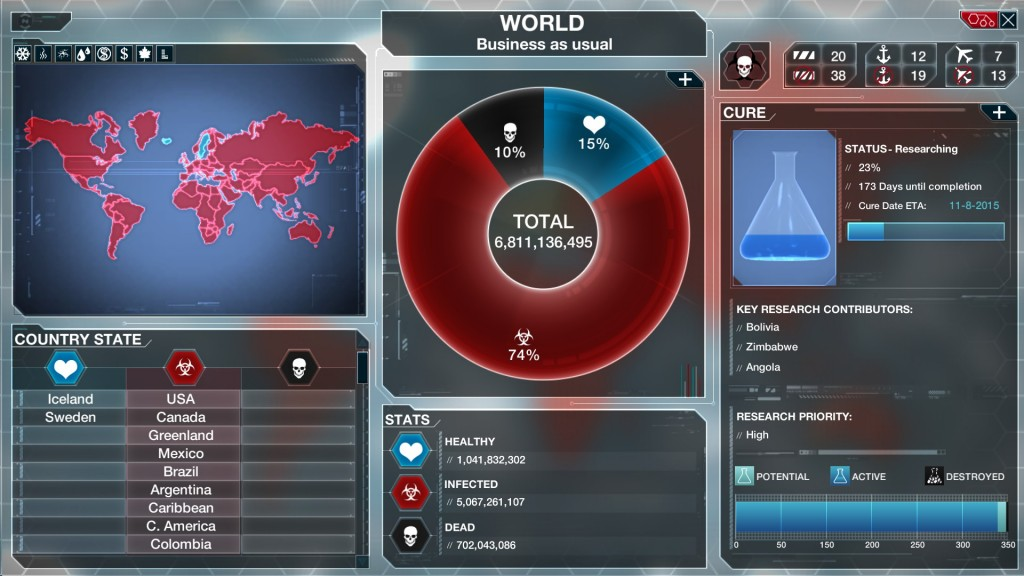 Plague Inc. Evolved3