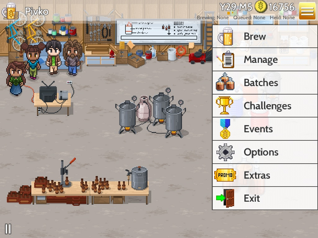Fiz: The Brewery Management Game_4