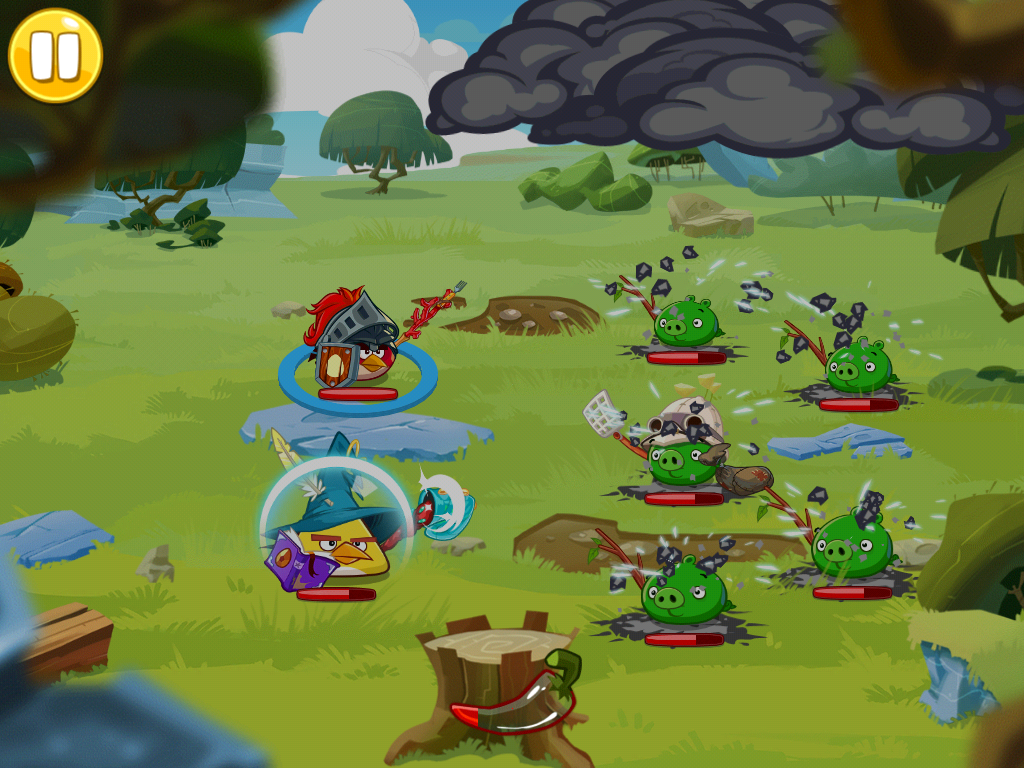Angry Birds Epic2