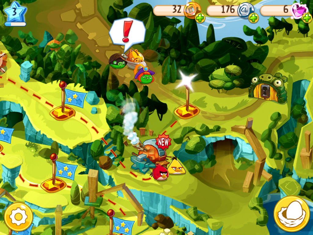 Angry Birds Epic3