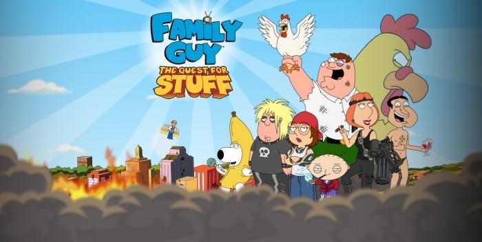 Family Guy: В Поисках Всякого-1