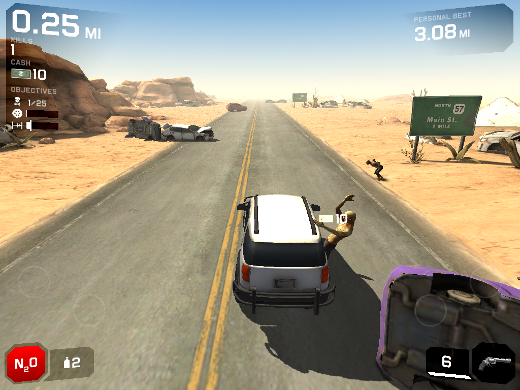 Zombie highway 2 1
