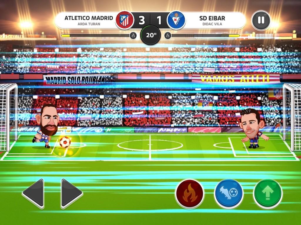 Head Soccer La Liga 3