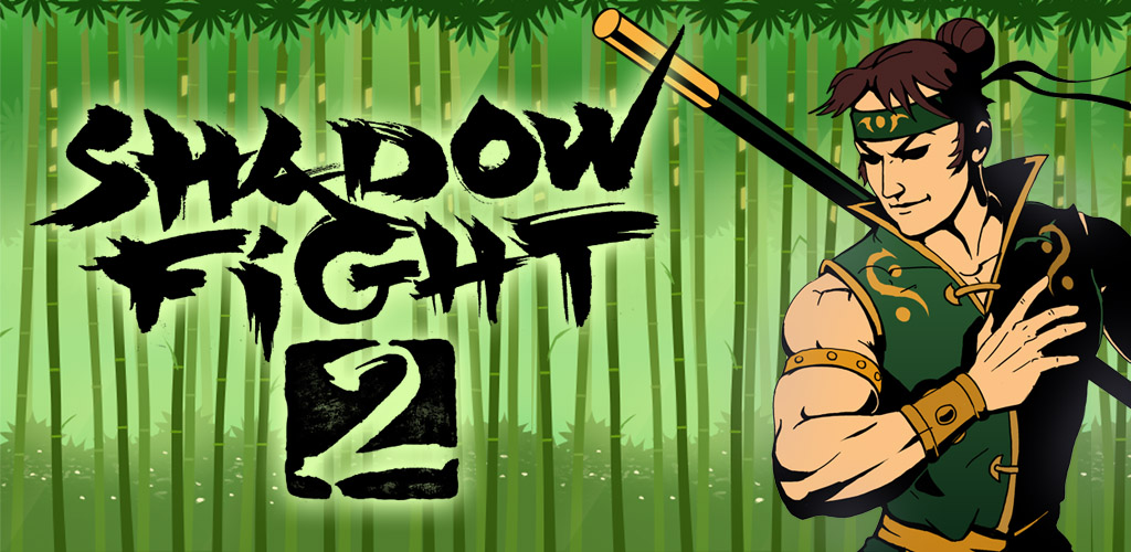 shadow fight 2 мод все открыто
