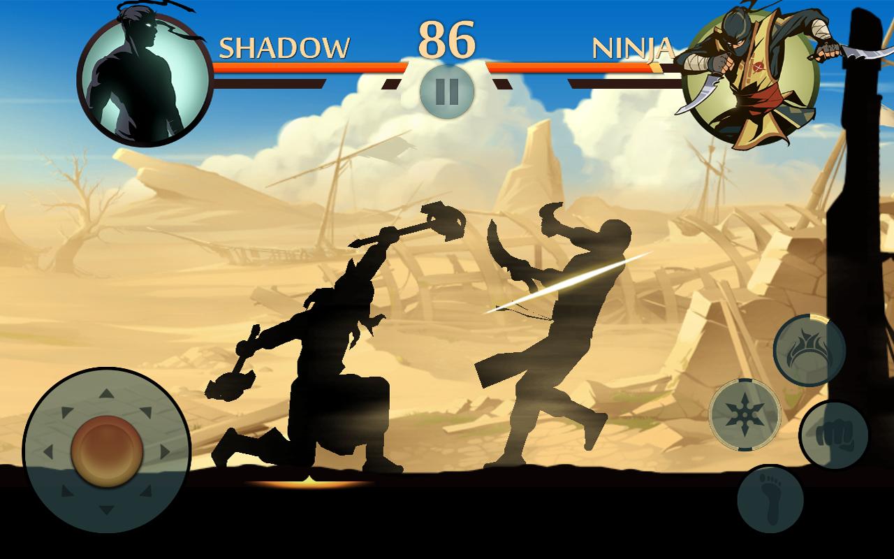 скачать shadow fight 2 взлом на деньги и кристаллы и уровень