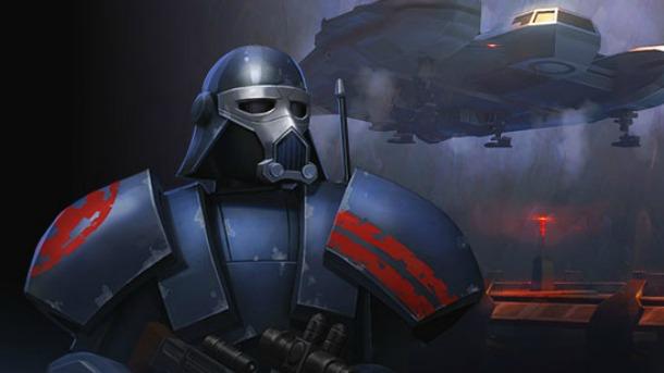 Звёздные войны Восстание прохождение