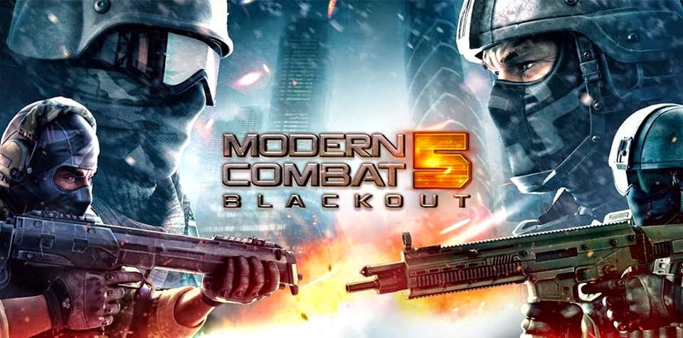 Download modern combat 5 blackout for pc/modern combat 5 blackout.